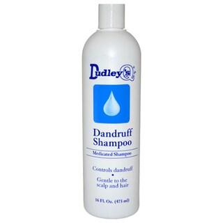 Dudley's Dandruff Medicated 16-ounce Shampoo