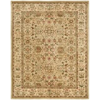 Safavieh Handmade Persian Legend Cream/ Ivory Wool Rug (8'3 x 11')