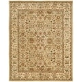Safavieh Handmade Persian Legend Cream/ Ivory Wool Rug (8'3 x 11')