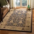Safavieh Handmade Persian Legend Blue/ Gold Wool Rug (11' x 15')
