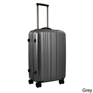 Lojel Superlative Expansive Polycarbonate 26-inch Medium Upright Spinner Suitcase