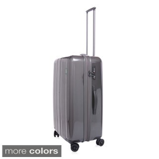 Lojel Superlative Expansive Polycarbonate 26-inch Medium Upright Spinner Suitcase