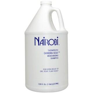 Nairobi Therapeutic Dandra-Solv Moisturizing 128-ounce Shampoo