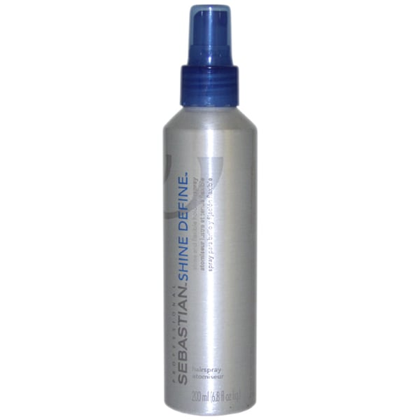 Sebastian Shine Define Flexible Hold 6.8-ounce Hairspray