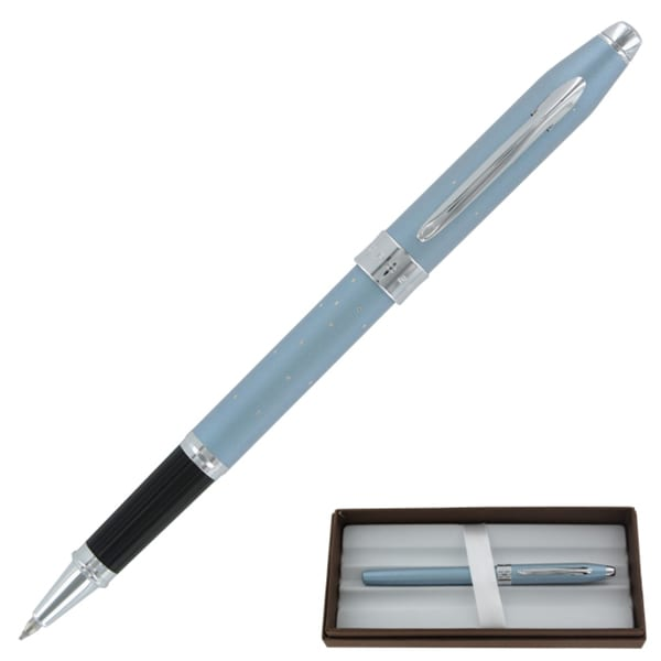 Cross Century II Sky Blue Starlight Rollerball Pen