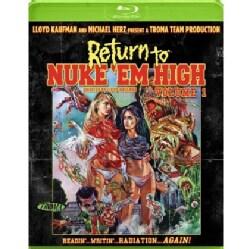 Return To Nuke 'Em High Vol. 1 (Blu-ray Disc)