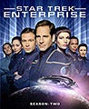Star Trek: Enterprise The Complete Second Season (Blu-ray Disc)