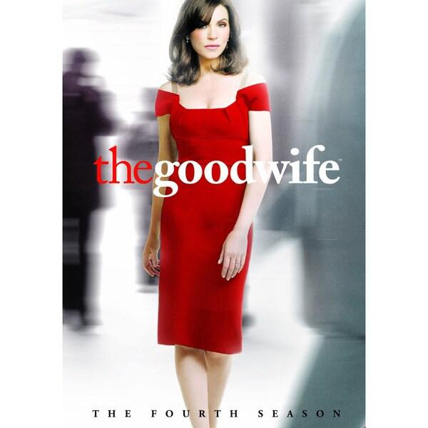 The Good Wife: The Fourth Season (DVD)