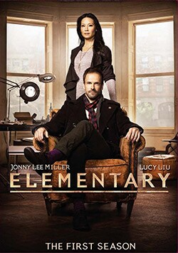 Elementary: The First Season (DVD)