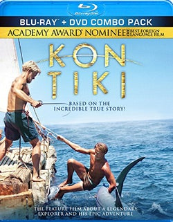 Kon-Tiki (Blu-ray/DVD)
