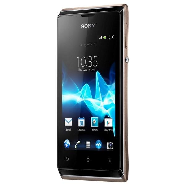 Sony Mobile Xperia E dual C1604 Smartphone - Wireless LAN - 3G - Bar