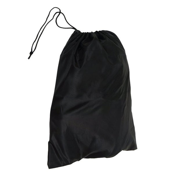 Black Travel Shoe Bags (Pack of 3)