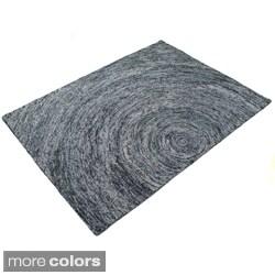 Hand-tufted Cameron Multi Wool Area Rug (5' x 7')