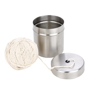 Miu France Stainless Steel Utility Twine Dispenser