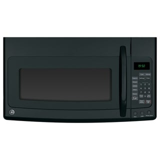 GE Spacemaker 1.9 cu. ft. Black Over-the-Range Microwave Oven