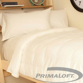 Dorm Ready Twin XL PrimaLoft Luxury Medium Warmth Down Alternative Comforter