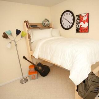 Dorm Ready Twin XL PrimaLoft Luxury Medium Warmth Down Alternative Comforter
