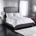 TRUMP Home 400 Thread Count Pima Cotton 650 Fill Power American White Down Comforter