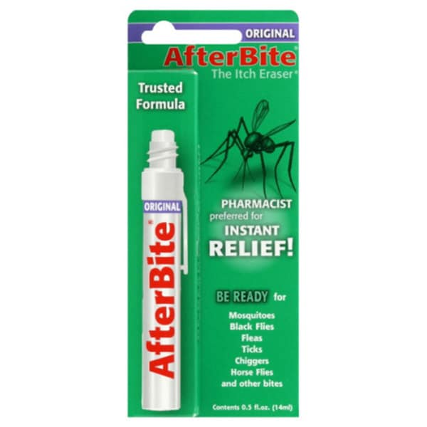 Tender Corporation AfterBite Original Itch Relief 0.5-ounce Stick (Pack of 6)