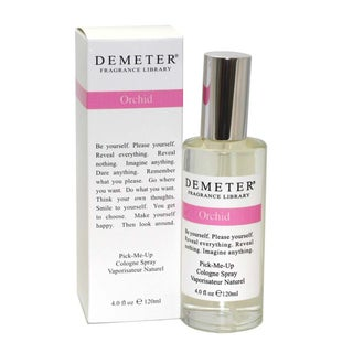 Demeter Orchid Women's 4-ounce Cologne Spray