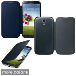 GEARONIC Samsung Galaxy S4/SIV PU Flip Case