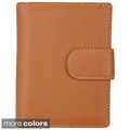 Mundi Women's Genuine Leather Photoflip Wallet