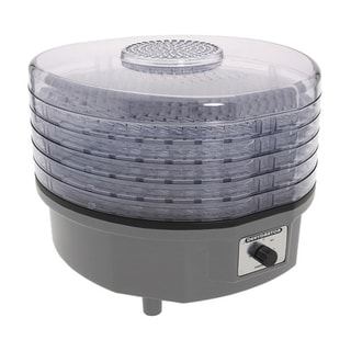Waring Professional DHR60 Silver Food Dehydrator (Refurbished)