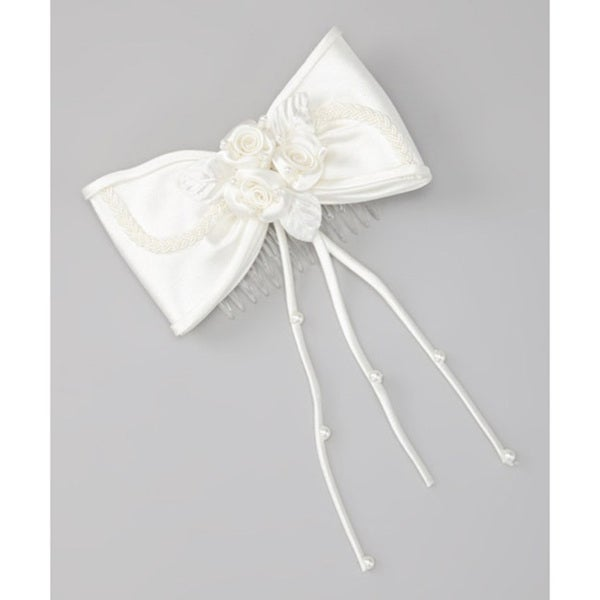 Sweetie Pie Collection Girls Lace Bow Hair Clip