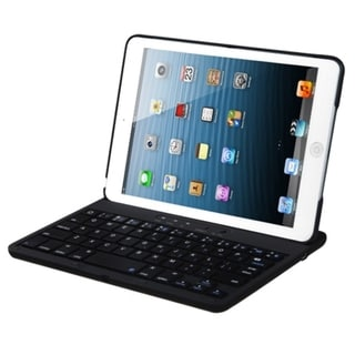 BasAcc Black Bluetooth Wireless Keyboard for Apple iPad Mini