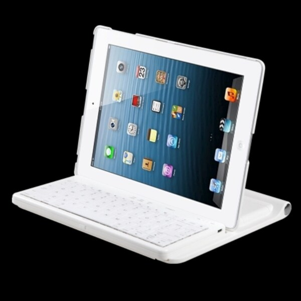 INSTEN Wireless Keyboard for Apple iPad 2/ 3/ 4 with Retina display