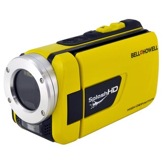 Bell+Howell SplashHD WV30HD 16MP Waterproof Camcorder
