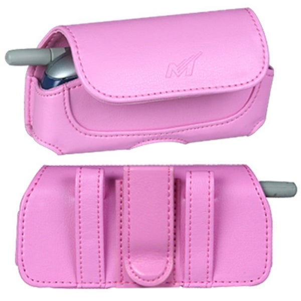 INSTEN Pink Horizontal Pouch for LG VX9900