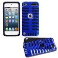 BasAcc Blue/ Black Fusion Case for Apple iPod Touch 5th Generation