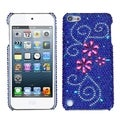 BasAcc Juicy Flower Diamante Case for Apple iPod Touch 5th Generation