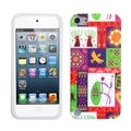 BasAcc Colorful Painting Case for Apple iPod Touch 5th Generation