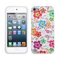 BasAcc Spring Flower Case for iPod Touch 5th Generation