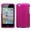 BasAcc Titanium Solid Pink Case for Apple iPod Touch 4th Generation