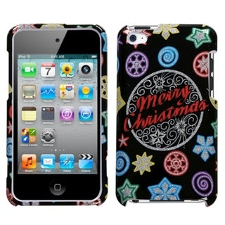 BasAcc Xmas Light Sparkle Case for Apple iPod Touch 4th Generation