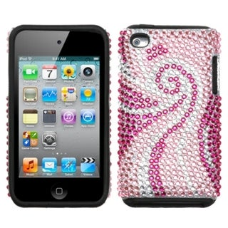 BasAcc Phoenix Tail Diamante Case for Apple iPod Touch 4th Generation