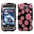 BasAcc Flower Case for LG LS670 Optimus S/ Optimus U/ VM670 Optimus V