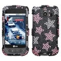 BasAcc Stars Diamante Case for LG LS670 Optimus S/ Optimus U/ VM670