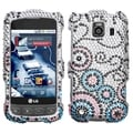 BasAcc Bubble Case for LG LN510 Rumor Touch/ LS670 Optimus S/ VM670