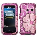 BasAcc Blooming Case for LG LN510 Rumor Touch/ UN510 Banter Touch