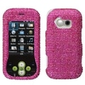 BasAcc Hot Pink Diamante Case for LG GT365 Neon