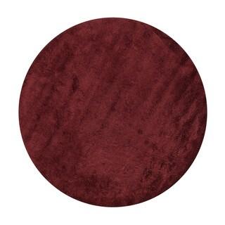 Hand-tufted Ellis Crimson Shag Rug (7'10 x 7'10)