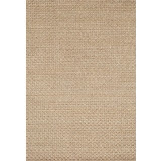 Hand-knotted Franklin Dune Wool Rug (3'6 x 5'6)
