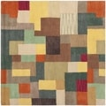 Safavieh Handmade Soho Multi Wool Rug (8' Square)