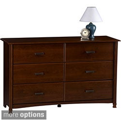 Ameriwood Six-drawer Dresser