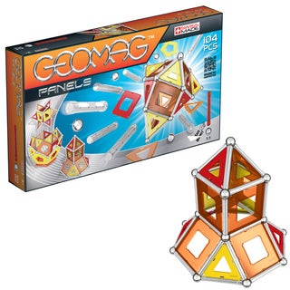 Geomag Panels 104 Piece Magnetic Construction Set