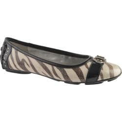 Women's Anne Klein Balbina Black Multi Synthetic